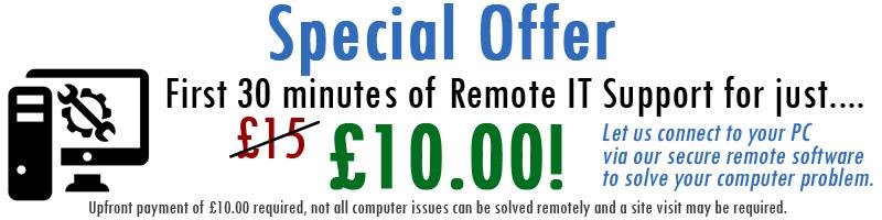 Computer Support Ipswich Suffolk